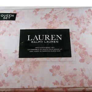 Used queen size Ralph Lauren sheets